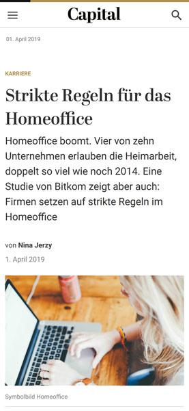 capital.de Artikelansicht (mobile Version)