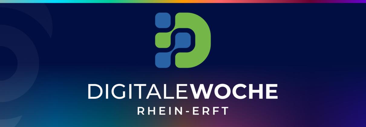 Medienpartnerschaft mit der digitalen Woche