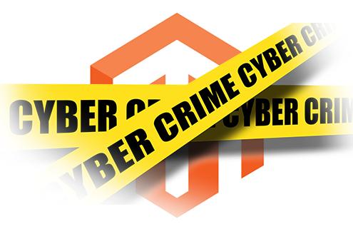 Magento Cyber Crime Logo